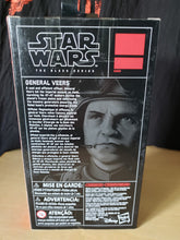 Load image into Gallery viewer, 2017 The Black Series - General Veers (6-inch figure) Walgreens Exclusive