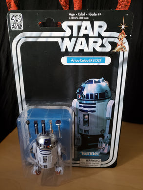 2016 Star Wars 40th Anniversary Kenner - R2-D2 (3