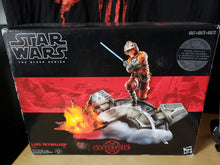 Load image into Gallery viewer, 2017 The Black Series Centerpiece- Luke Skywalker X-Wing (Hoth)