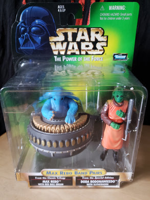 1998 The Power of the Force - Max Rebo Band Pairs