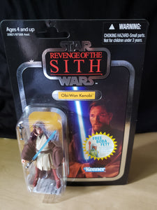 2010 Star Wars TVC Revenge of the Sith - Obi-Wan Kenobi VC16 Foil