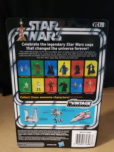 2011 Star Wars TVC The Phantom Menace - Darth Sidous VC79 (Unpunched)