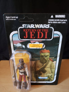 2010 Star Wars TVC Return of the Jedi - Kithaba VC56 (Variant - Unpunched)