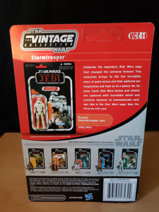 2011 Star Wars TVC Return of the Jedi - Stormtrooper VC41 (Unpunched)