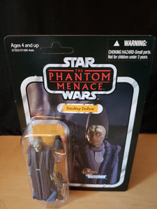 2011 Star Wars TVC The Phantom Menace - Daultay Dofine VC82 (Unpunched)