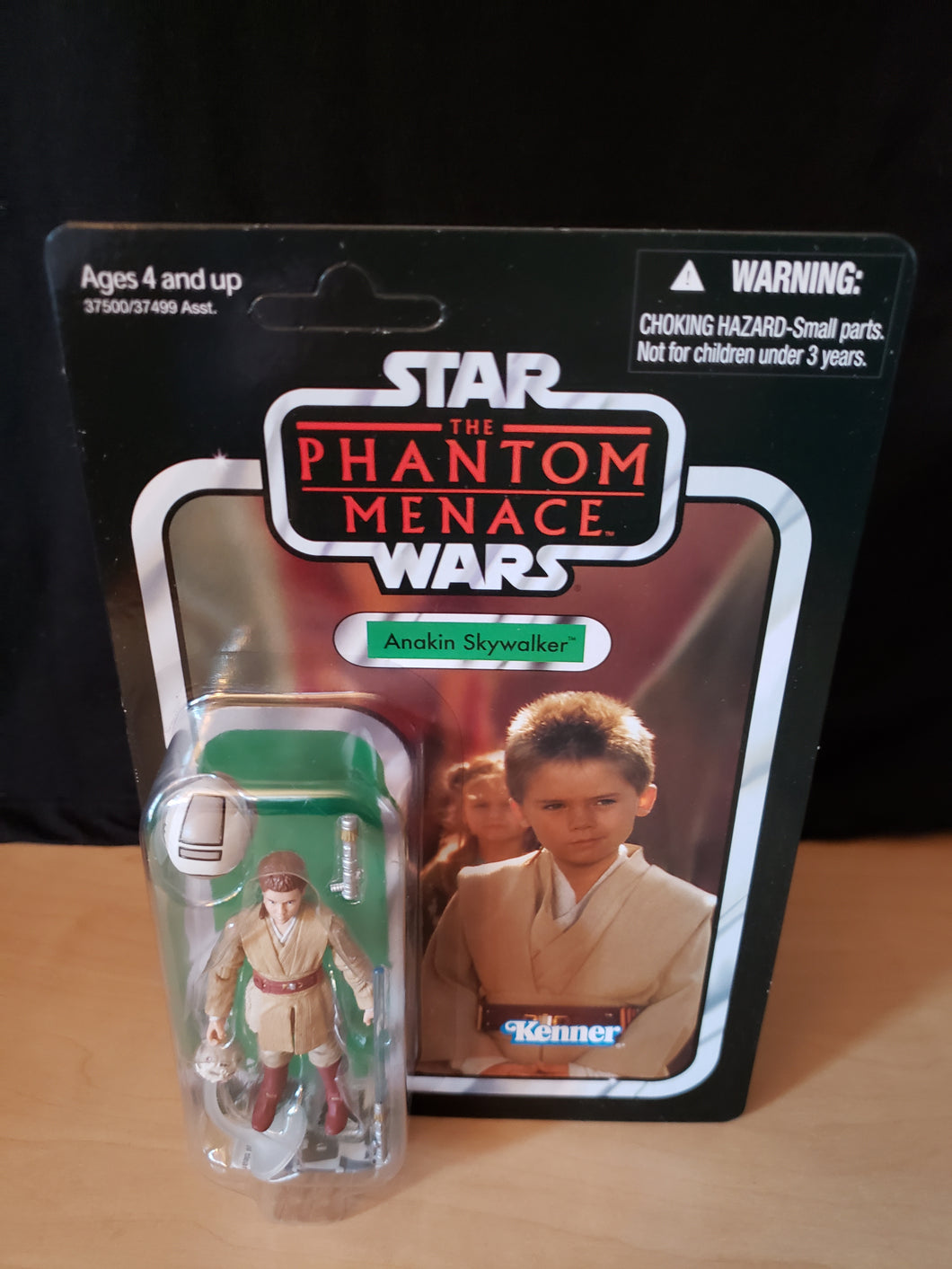 2011 Star Wars TVC The Phantom Menace - Anakin Skywalker VC80 (Unpunched)