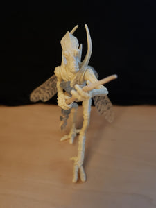 First Shot Prototype: Star Wars Hasbro 2002 Geonosian Warrior (EP2: Attack of the Clones)