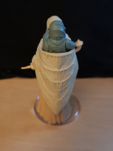 First Shot Prototype: Star Wars Hasbro Series 2002 Female Tusken Raider with Child (POTF2 Saga)