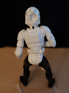 First Shot Prototype: Star Wars Hasbro 2002 Clone Trooper (EP2: Attack of the Clones)