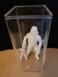 First Shot Prototype: Star Wars Hasbro 2003 Snowtrooper Commander (LFL / Hasbro)