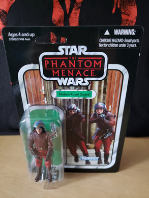 2011 Star Wars TVC The Phantom Menace - Naboo Royal Guard VC83
