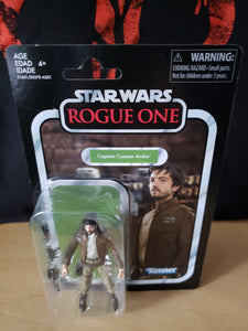 2018 Star Wars TVC Rogue One - Captain Cassian Andor VC130