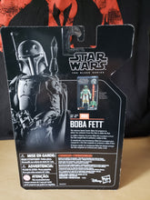 "Load image into Gallery viewer, Star Wars Black Series Archive Boba Fett 6""in. (Wave 1)"