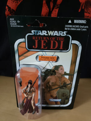 2011 Star Wars TVC Return of the Jedi - Princess Leia (Slave Outfit) VC64