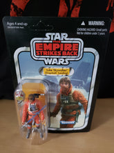 Load image into Gallery viewer, 2011 Star Wars TVC Empire Strikes Back - Luke Skywalker (Dagobah Landing) VC44 (unpunched)
