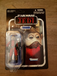 2012 Star Wars TVC Return of the Jedi - Nien Nunb VC106 (unpunched)