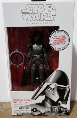 2019 The Black Series - Second Sister Inquisitor (First Edition) (6-inch figure)