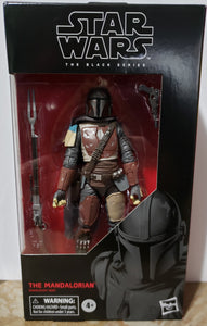 2019 The Black Series - The Mandalorian (6-inch figure)