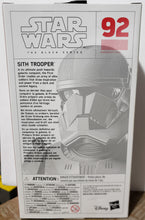 Load image into Gallery viewer, 2019 The Black Series - Sith Trooper (First Edition) (6-inch figure)