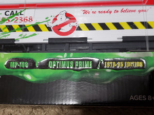 Transformers x Ghostbusters MP-10G Optimus Prime Ecto-35