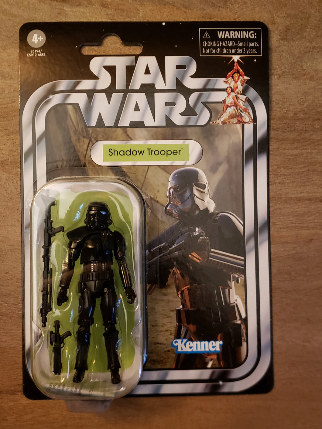 2019 Star Wars TVC Shadow Trooper VC163