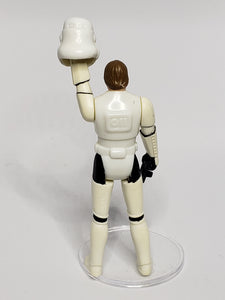 LUKE STORMTROOPER (POTF) WITH WEAPON (LOOSE FIGURE)