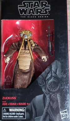 NEW RELEASE: Star Wars The Black Series Zuckuss (Limited quantities)