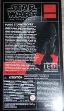 Load image into Gallery viewer, EXCLUSIVE: Star Wars The Black Series Purge Stormtrooper (Limited quantities)