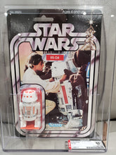 Load image into Gallery viewer, VINTAGE 1983 Kenner Star Wars R5-D4 20 B MOC AFA 60