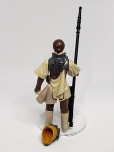 VINTAGE 1983 Kenner ROTJ Princess Leia Organa (Boushh disguise) loose complete C9