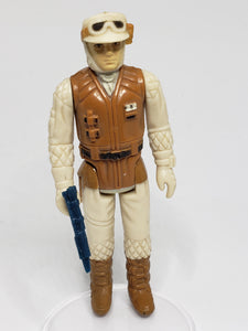 VINTAGE 1980 Kenner ESB Rebel Soldier (Hoth Battle Gear) loose complete C9