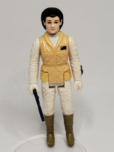 VINTAGE 1980 Kenner ESB Princess Leia Organa (Hoth outfit) loose complete C9