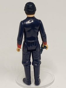 VINTAGE 1980 Kenner ESB Bespin Security Guard (version A) loose complete C9