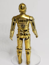 Load image into Gallery viewer, VINTAGE 1977 LLI LEDY ROTJ C-3PO loose complete C8+
