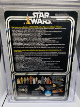 Load image into Gallery viewer, VINTAGE 1983 Kenner Star Wars Chewbacca 12B MOC (Canadian card) AFA 75