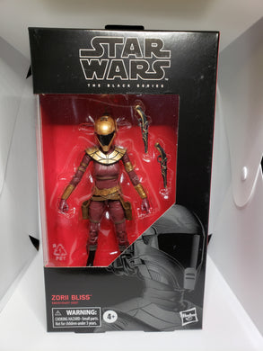 Star Wars Black Series Zorii Bliss  #103