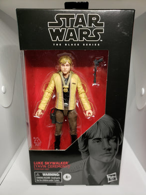 Star Wars Black Series Luke Skywalker (Yavin Ceremony)  #100