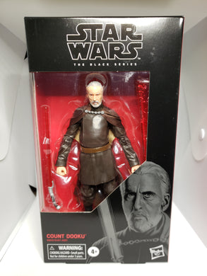 Star Wars Black Series Count Dooku #107