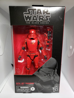 Star Wars Black Series Sith Jet Trooper  #106