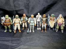 Load image into Gallery viewer, ROTJ Skiff loose 8 figure lot