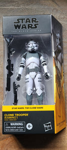 Star Wars Black Series Clone Trooper Kamino