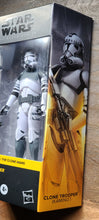 Load image into Gallery viewer, Star Wars Black Series Clone Trooper Kamino