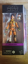Load image into Gallery viewer, Star Wars Black Series Ezra Bridger (new pkg)