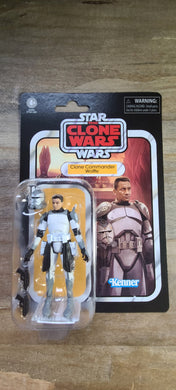 Star Wars TVC The Clone Wars - Clone Commander Wolffe VC168