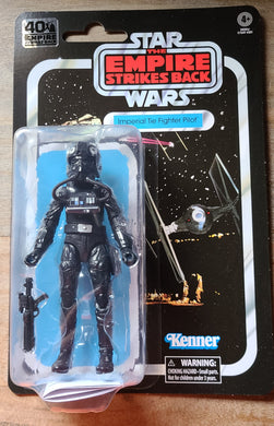 Star Wars Black Series 40th ESB Imperial Tie Fighter Pilot 6