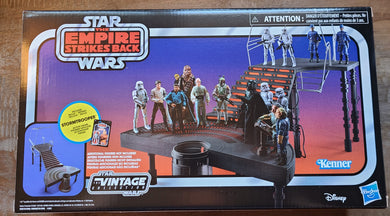Star Wars The Vintage Collection Carbon Freezing Chamber Playset