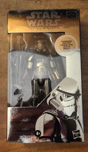 Load image into Gallery viewer, Star Wars Black Series 40th ESB Stormtrooper (Carbonized Graphite)