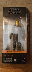 Star Wars Black Series The Armorer