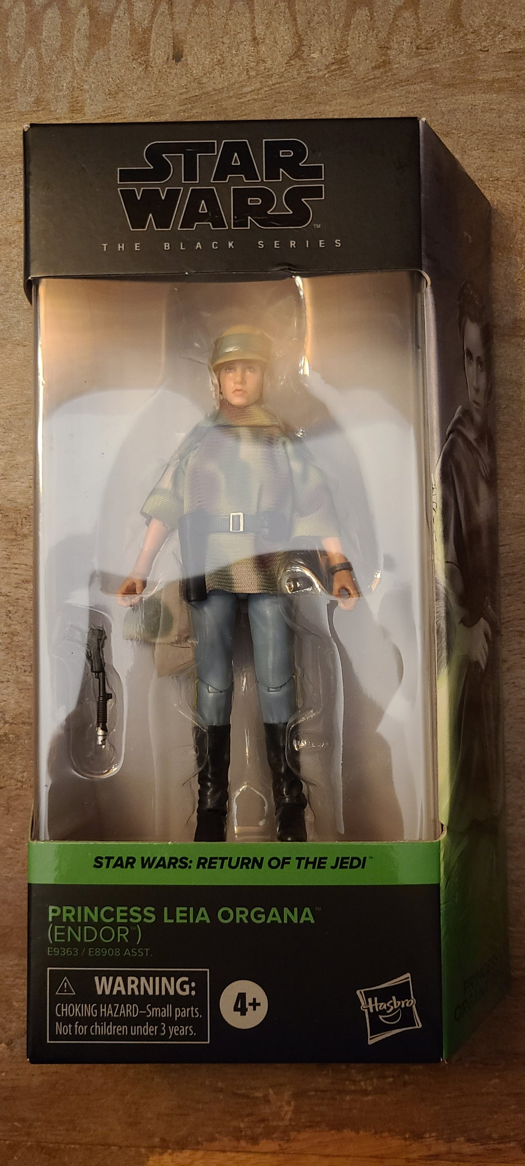 Star Wars Black Series Princess Leia Organa (Endor)