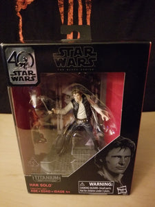Han Solo #05 - The Black Series 40th Anniversary
